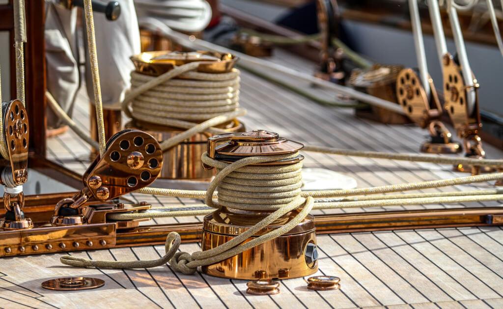 Accastillage, équipements et pièces bateaux